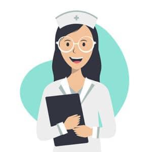 avatar enfermeira