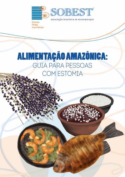 Capa do Livro Guia Alimentar na Região Amazônica