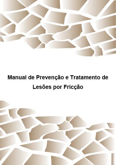Capa do Livro Prevenção e Tratamento de Lesões por Fricção