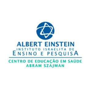 logo Instituto Israelita de Ensino e Pesquisa Albert Einstein