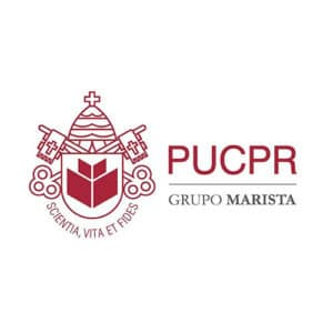 logo Universidade Católica do Paraná PUC-PR