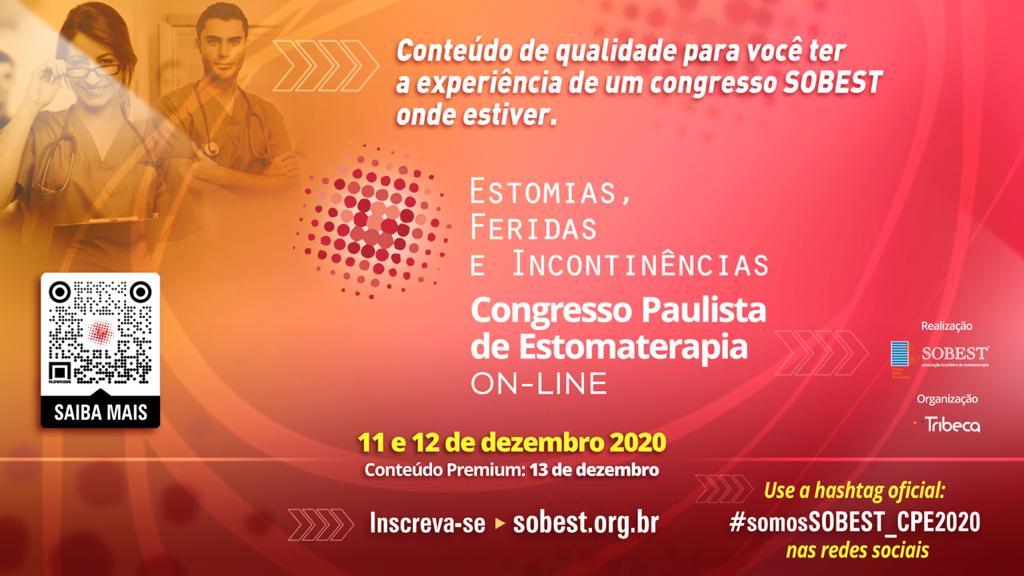 Congresso Paulista de Estomaterapia Híbrido