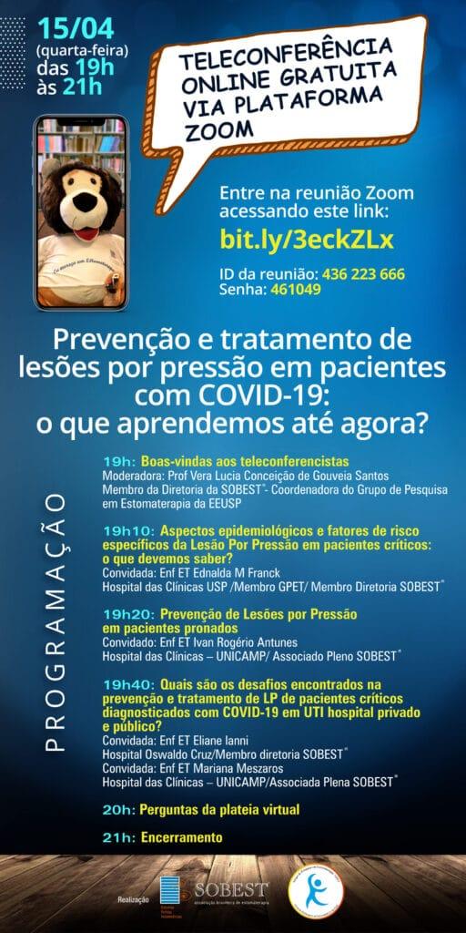 Prevenção e tratamento de lesões por pressão em pacientes com COVID-19: o que aprendemos até agora
