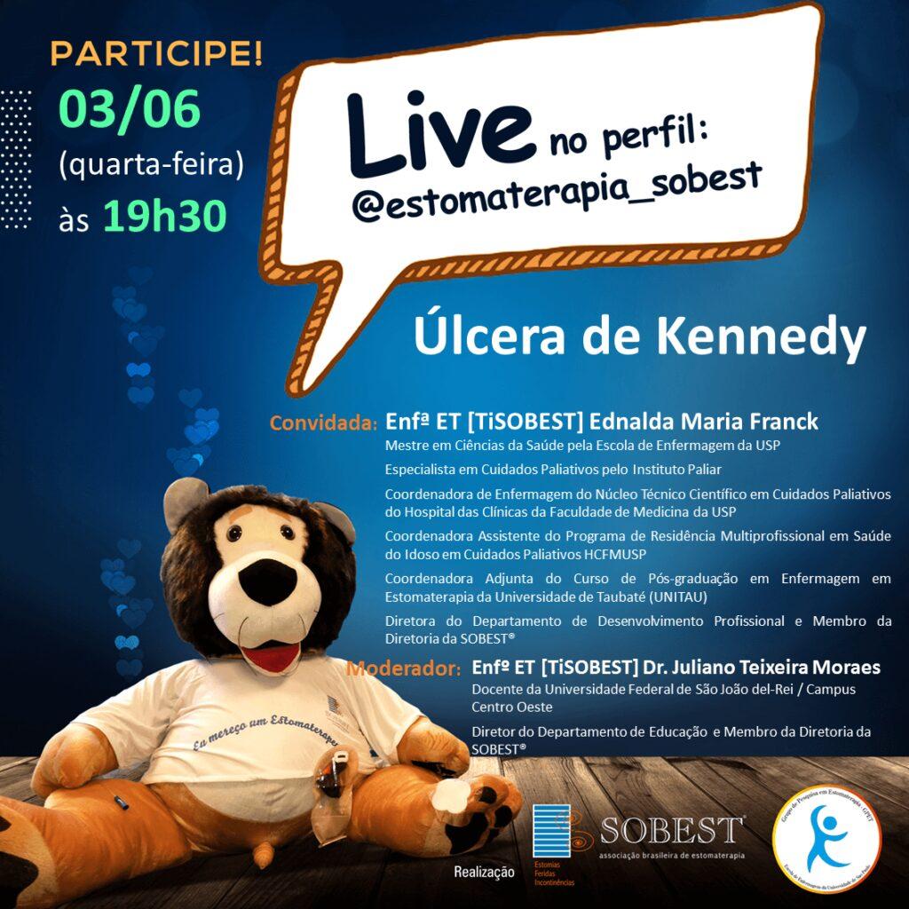 "Live ""Úlcera de Kennedy"""