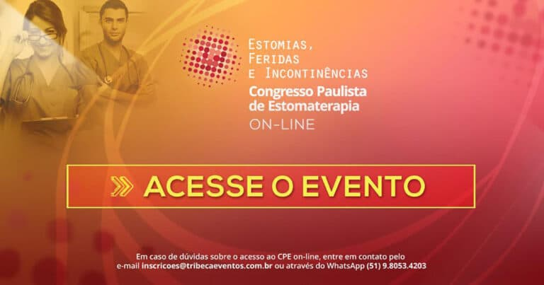 Congresso Paulista de Estomaterapia