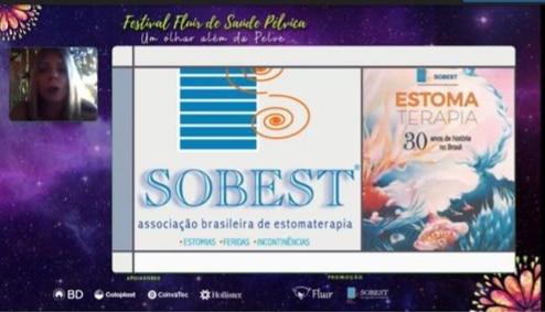 Evento SOBEST Festival Fluir de Saúde Pélvica: Um olhar além da pele