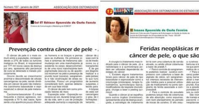 AOESP Edição nº157: Adriane Faresin e Suzana Ferreira