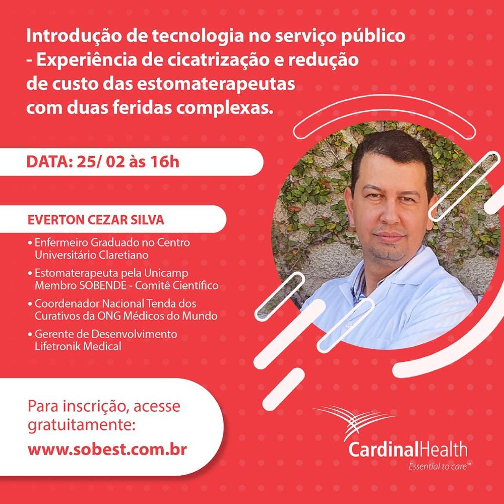 Evento Apoio SOBEST Introdução de tecnologia no serviço público