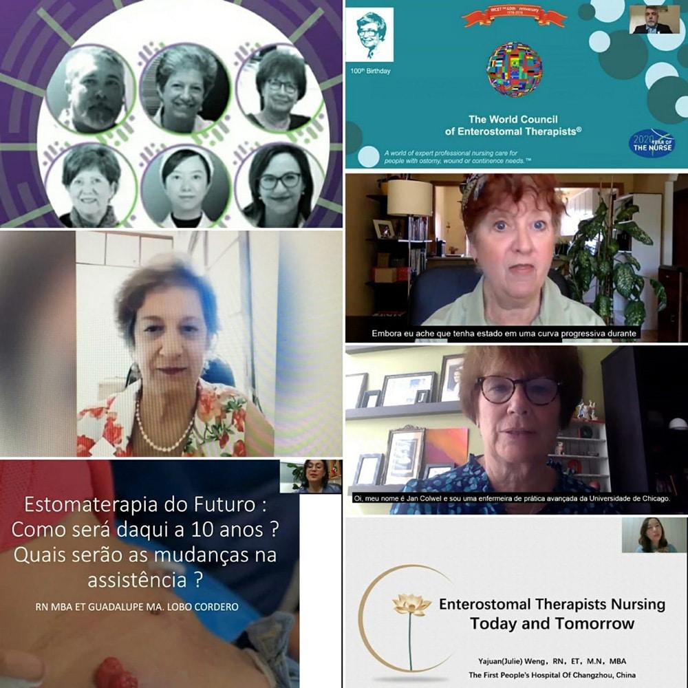Evento apoiado pela SOBEST - Estomaterapia do Futuro no Congresso Paulista de Estomaterapia