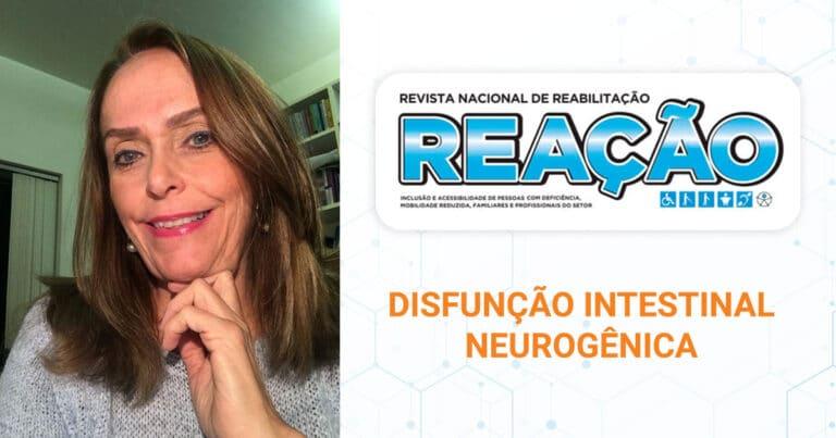Disfunção intestinal Neurogênica – Intestino Neurogênico