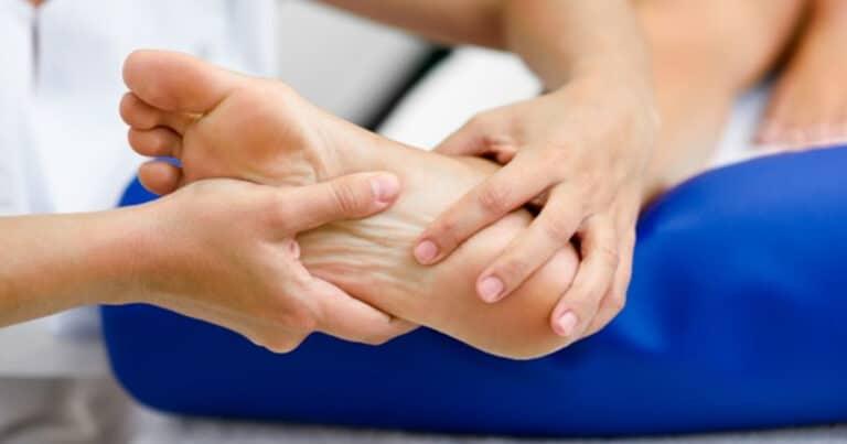 Imprensa SOBEST Cuidados com os pés na terceira idade