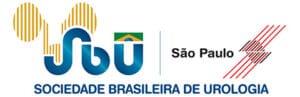 Logotipo SBU Sociedade Brasileira de Urologia São Paulo