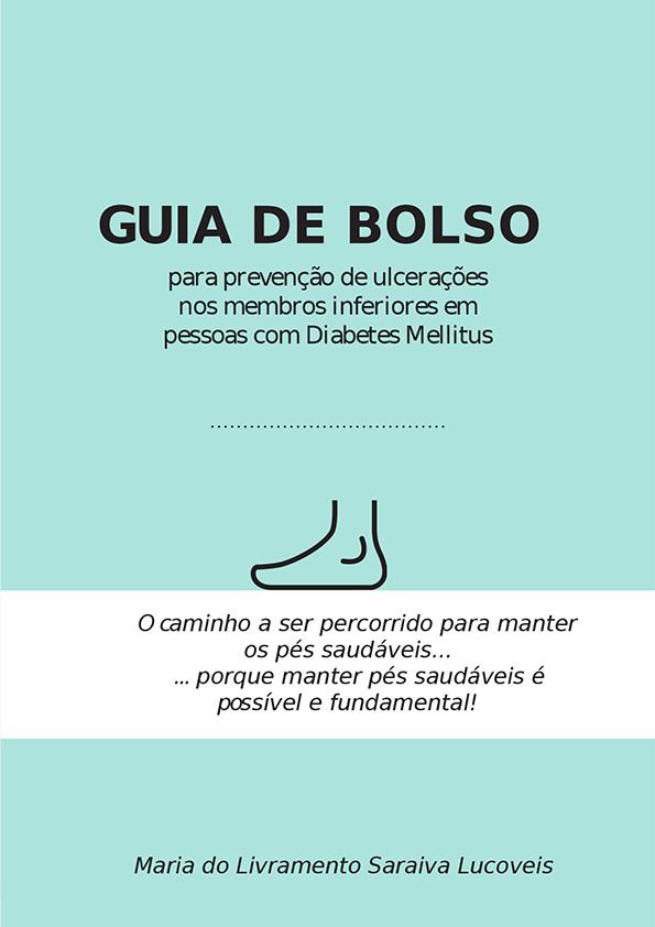 Capa Prevenção de ulcerações nos membros inferiores em pessoas com Diabetes Mellitus
