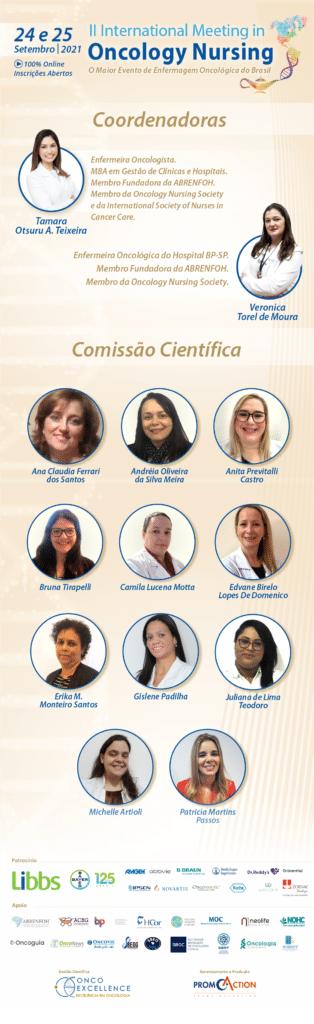II International Meeting Oncology Nursing