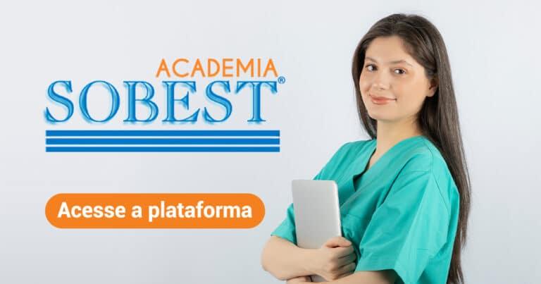 Acesse a plataforma da Academia SOBEST!