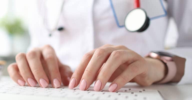 Ensino EaD para enfermagem