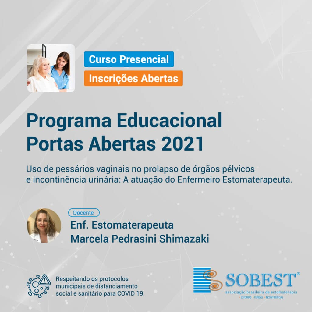 Programa Educacional Portas Abertas 2021