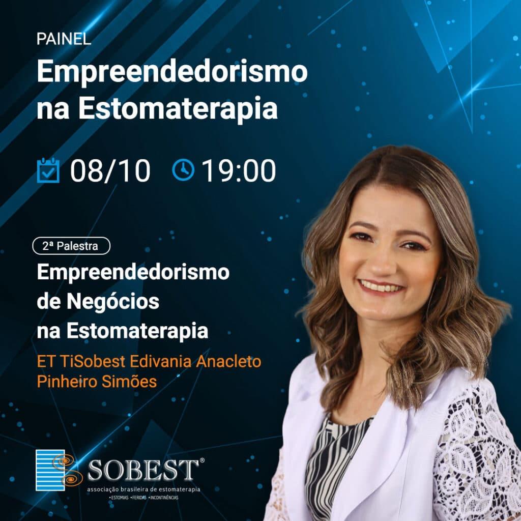V Painel Online: Empreendedorismo na Estomaterapia - Palestra 2