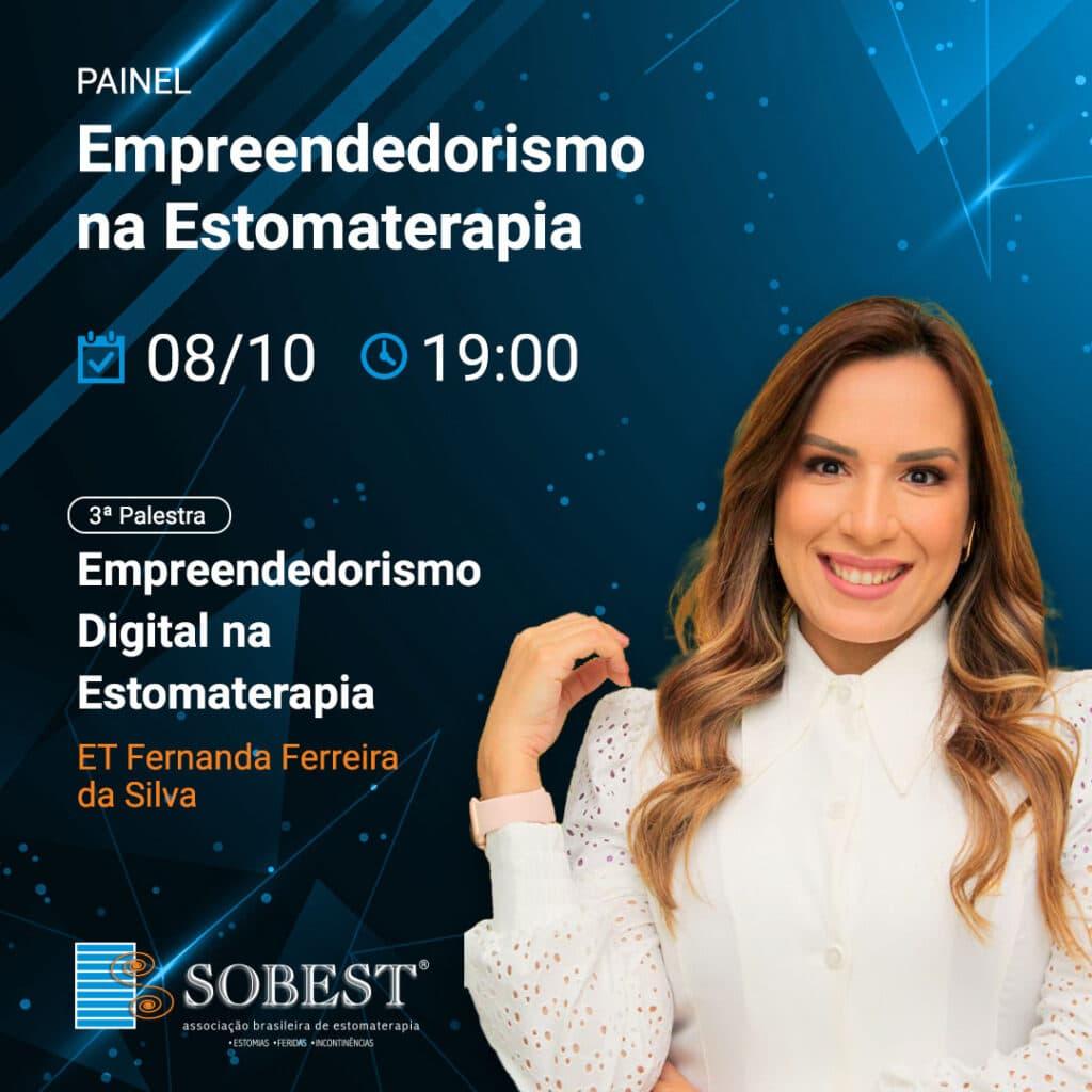 V Painel Online: Empreendedorismo na Estomaterapia - Palestra 3